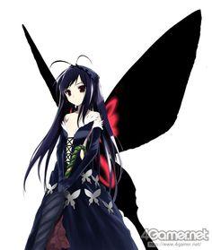 Kuroyukihime from Accel World