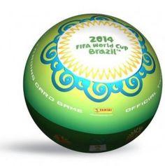 FIFA 2014 World Cup Brasil Adrenalin XL - Puszka kolekcjonera: okrągła #WorldCup
