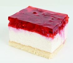 Cukor, Vanilla Cake, Cheesecake, Food, Cheesecakes, Essen, Meals, Yemek, Cherry Cheesecake Shooters
