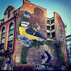 The Shoreditch of the north, head to the Northern Quarter in Manchester for delicious food and independent shops.
