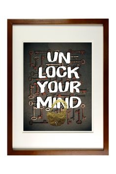 Unlock Your Mind