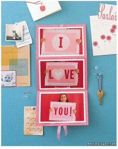 15 EASY Valentine's Day craft ideas for your kids. (I'm not ultra crafty, so I made sure to find EASY ones!)