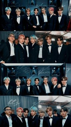 BTS made it to the Grammy's! Win or lose, I am happy that they got nominated for one. ARMY let's be proud regardless of the outcome. We purple you BTS. Suga Rap, Bts Bangtan Boy, Foto Bts, K Pop, Bts Group Photos, Bts Aesthetic Pictures, Album Bts, Bts Lockscreen, Bts Pictures