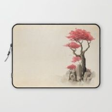 Revenge of the nature III: Fishing memories in the old world Laptop Sleeve
