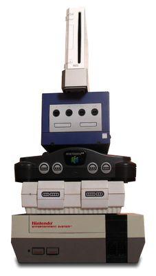 La evolución de las Nintendo ¡en una sola foto!