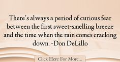 Don DeLillo Quotes About Fear - 22345