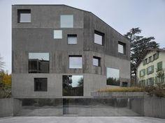 Urban Villa Beaumont / 2b arquitectes