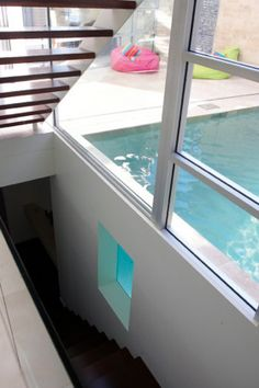 Integrated pools gallery 2 of 9 - Homelife Underwater Room, Beautiful Pools, Grand Designs, Take Me Home, Cool Pools, Outdoor Rooms, My Dream Home, Future House, Swimming Pools