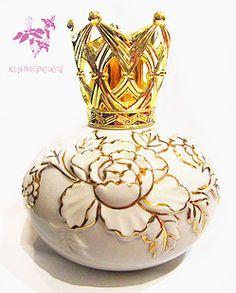 gratis verzending 298ml europese- stijl koninklijke stijl hoge- temperatuur keramische home decoration aroma brander l33006