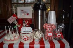 Christmas Idea... Hot Cocoa Bar!