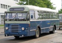 1962 - DAF Bus Zuid Ooster