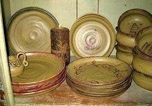 pottery mediterranean-kitchens
