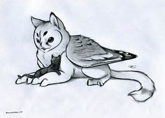 owl gryphon - Google Search