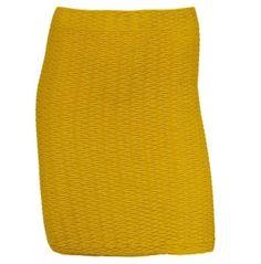 Textured Tube Skirt #sportsgirl by lela