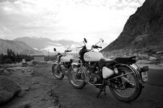 India on anEnfield - Pipeburn - Purveyors of Classic Motorcycles, Cafe Racers & Custom motorbikes