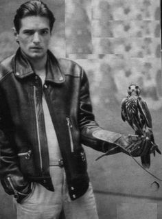 You're cool, I guess. But you're not as cool as Falco holding a falcon.