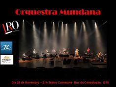 Orquestra Mundana no Commune
