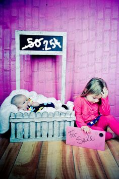 Girls, sisters, siblings, kids, photography, kids pictures, children photography, infants, newborns,