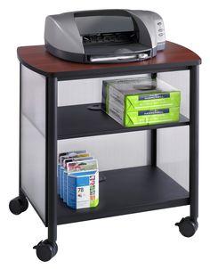 22 best printer stand images desk office furniture organizers rh pinterest com
