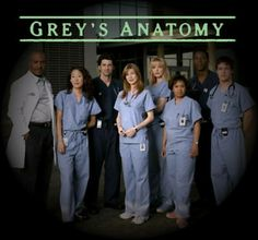 Grey's Anatomy, it's ridiculous how much I love this show.  I usually get bored during the second season of any show.