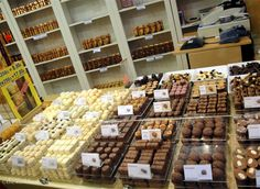 Chocolate sampling is one of 5 Free things to do in Brussels with kids | Belgium with kids