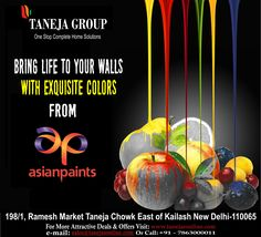 Paint your Dreams #TanejaGroup http://tanejasonline.com/?post_type=product&s=paint&submit=