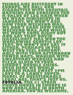 Fotalia advertisement that's funny haha