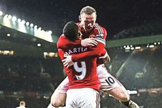 Wayne and Martial