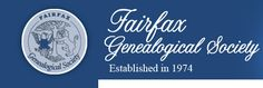 Welcome to the Fairfax Genealogical Society