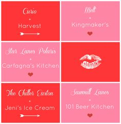 StyleOnHigh | Local Valentine's Date Ideas from Girl About Columbus!
