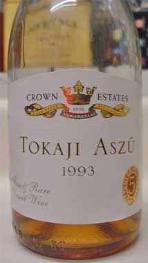 "Tokaji wine - ""It is ridiculously, giggle-makingly delicious.""  The Tokaji Aszú is world-famous dessert wine of Hungary, aslo called as ""king of wines, wine of kings"", and really, the greatest kings and queens of Europe ordered this unique drink in the History. The only wine in the world that mentioned in its nation's national anthem."