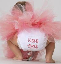 Kiss This- Funny Baby Onesie