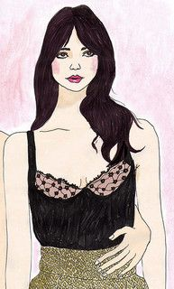 My Fashion illustrations - un álbum en Flickr