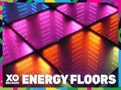 XO Belgium Energy Floors