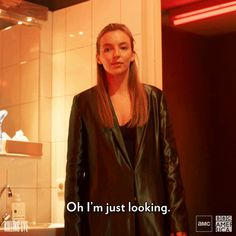 Welcome to BBC America on Giphy, home to gifs from all your favorite shows including Doctor Who, Killing Eve, Planet Earth, and Orphan Black. Gavin And Stacey, Sandra Oh, Jodie Comer, Evolution T Shirt, Bbc America, Beautiful Eyes, Eve, Tv Shows, Celebs