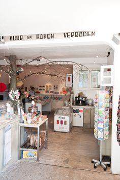 Amsterdam Concept Store Gifted More Gift Shop InteriorsStore InteriorsDesign