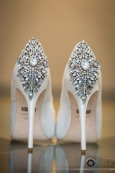 I Love My Badgley Mishka Wedding Shoes Which Were Both Sexy And Elegant