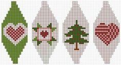 Вязанные новогодние шары. Схемы и идеи | Домохозяйка