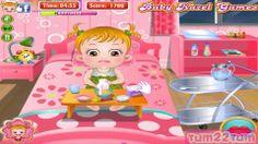 ᶠᵘˡˡ ᴴᴰ Baby Hazel Stomach Care