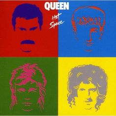Hot Space, an album by Queen on Spotify Queen Album Covers, Greatest Album Covers, Iconic Album Covers, Rock Album Covers, Music Album Covers, Best Album Art, Music Albums, Van Halen Album Covers, Classic Album Covers