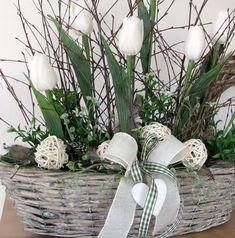 Ikebana, Flower Pots, Bouquet, Easter, Jar, Table Decorations, Spring, Plants, Gardening