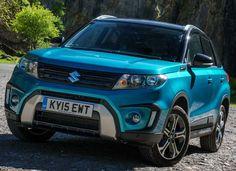 All New Suzuki Vitara Reviewed