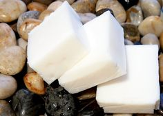 Natural Laundry Soap Bar for Homemade Detergent