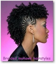The Best Braided mohawk hairstyles Images Collection related…