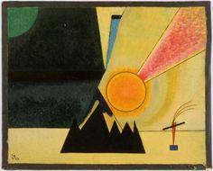 Development -  Wassily Kandinsky
