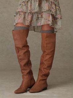 ShopStyle: Charmer Tall Boot --- ADORE. I really love the boots look, but would also appreciate the flat-foot (I cannot do heels anymore).
