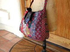 Artful Ties: Designer Spotlight: Laura Kluvo  Bags, skirts, Christmas stockings and more from ties