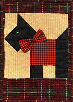 Scottie Dog by Judy Stephens