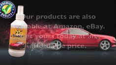 The best car wax alternative, Liquid Glass Car Care, Double Shield Cleaning Supplies, Wax, Good Things, Bottle, Videos, Glass, Drinkware, Cleaning Agent, Flask