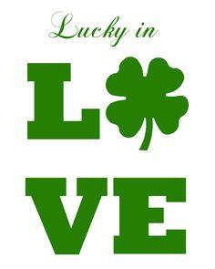 St. Patrick's Day cuteness
